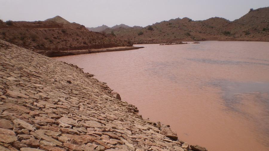 Spezandi Dam